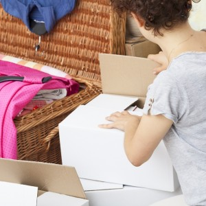How to Keep Clothes Safe and Clean During a Removal